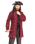 Pirate Buccaneer Coat